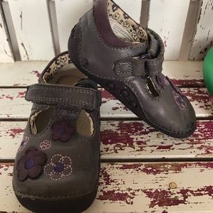 Toddler Girls Clarks-Like New Condition